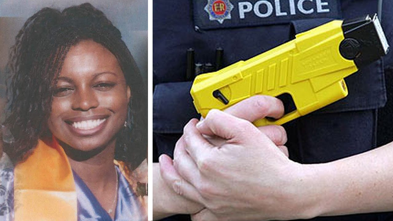 Restrained Schizophrenic Black Woman Tazed To Death In Virginia Prison thumbnail