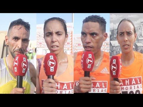 العرب اليوم - شاهد : الفائزين في سباق