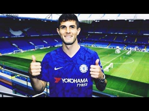 Pulisic - Welcome to Fc Chealse