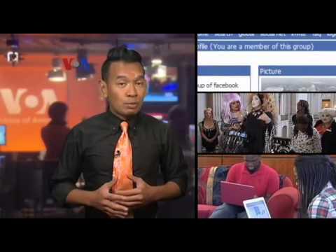 Akun Bernama Samaran di Facebook Terancam Blokir - Liputan Berita VOA 19 September 2014