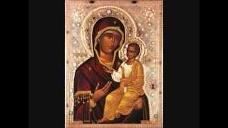"""Икона Богородица """"Иверская Монреальская"""", 310x400мм от компании Интернет Магазин """"Православные Иконы"""" - видео"""