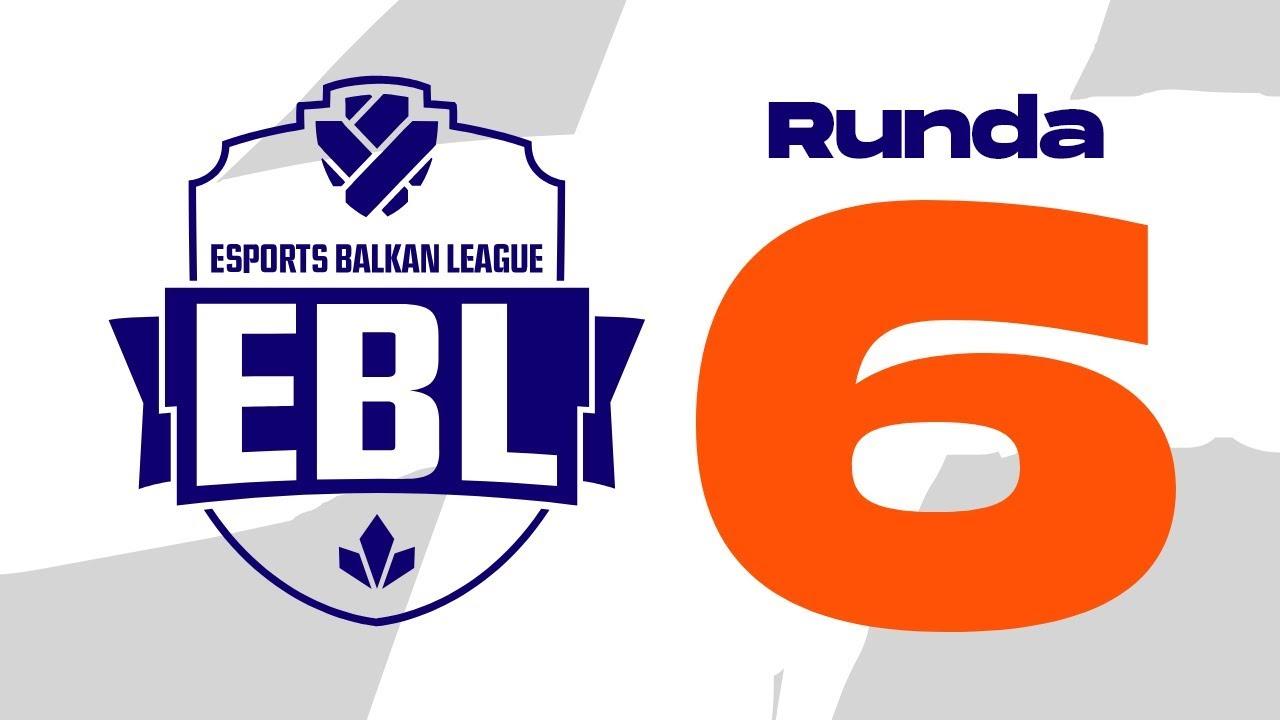 Crvena Zvezda vs Wild Multigaming - EBL Season 4 - LoL