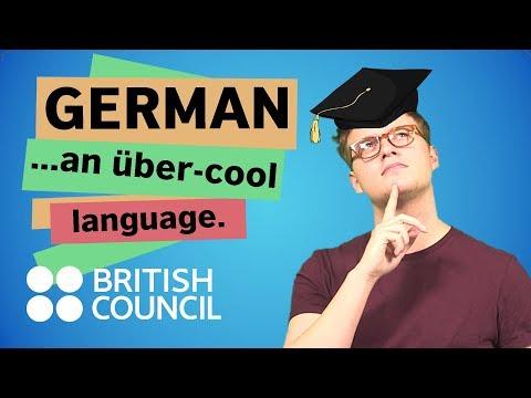 German: an über-cool language