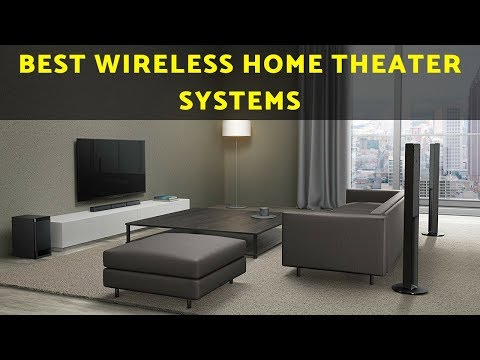 Best Wireless Home Theatre Systems -  Top 5  Best Home Theater Speaker