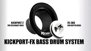KickPort-FX Bass Drum System