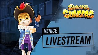 🔴 Live Stream | Subway Surfers Gameplay | Venice
