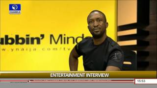 Rubbing Minds: Darey Art Alade Explains The Meaning Of Album Title 'NAKED'