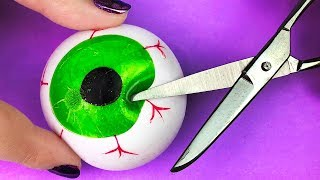 Cutting Open Viral HALLOWEEN Squishies