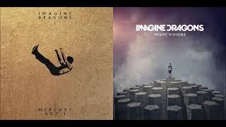 Easy Night - Imagine Dragons vs Imagine Dragons (Mashup)