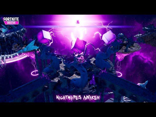 Nightmares Awaken - Bed Wars