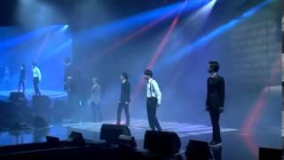[VIDEO] 140808 WAPOP Episode 20: SEVENTEEN - Mirotic + Paradise + Sorry Sorry Cover