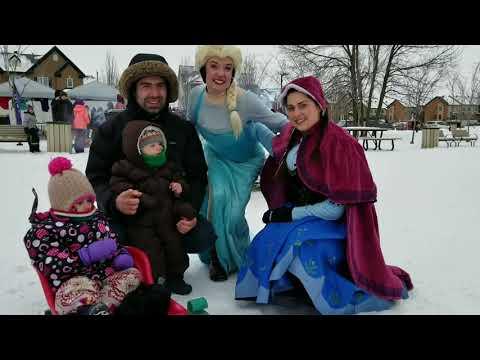 Самые лучшие зимние развлечения для детей