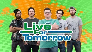 """Drake & Josh - Theme Song """"I Found A Way"""" [Band: Live for Tomorrow] (Punk Goes Pop Style Cover)"""