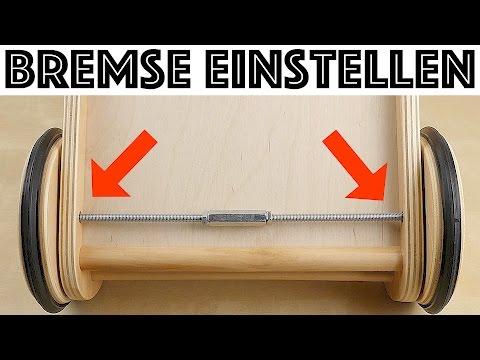 """Pinolino Lauflernwagen """"Uli"""" Bremse einstellen / Räder Feststellen (DEUTSCH)"""