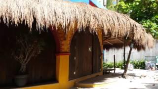 Isla Mujeres - Walk home from Playa Norte 03