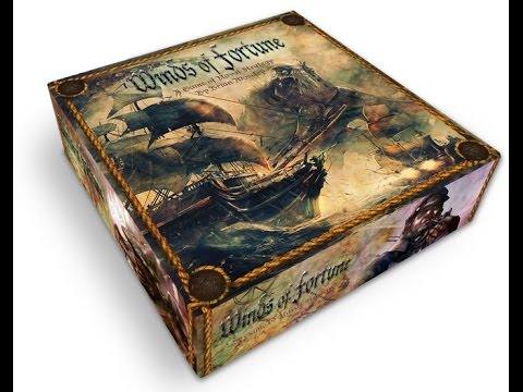 UndeadViking Videos - Winds of Fortune - Nasty Nautical Combat and Cards