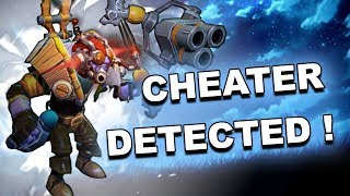 Dota 2 Cheaters - TINKER with FULL PACK OF HACKS!!!