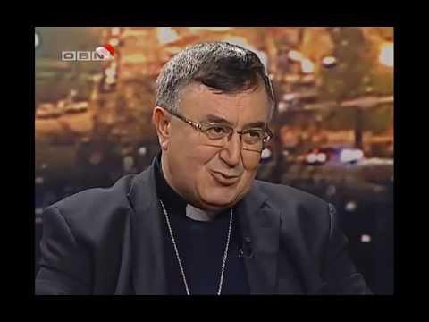 Telering - Nadbiskup vrhbosanski,kardinal Vinko Puljic (part 2)