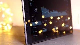 Lenovo Tab4 8 Plus Full Review - dooclip.me