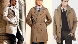 The Classic Mens Trench Coat | Mens Style Essentials | Darren Kennedy
