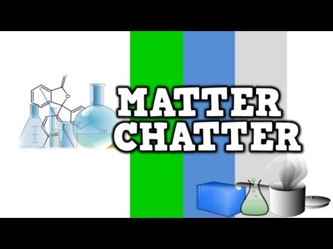 Matter Chatter Song For Kids About Solids