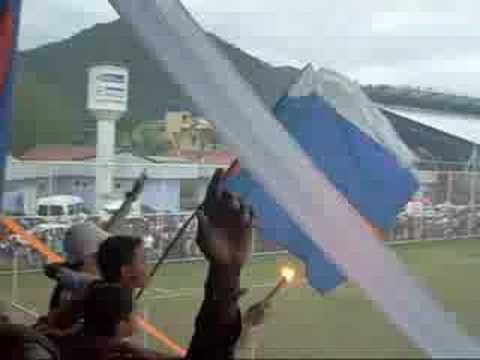 """""""Duque de Caxias 2x0 América/MG - Infernizada Tricolor"""" Barra: Infernizada Tricolor • Club: Duque de Caxias"""