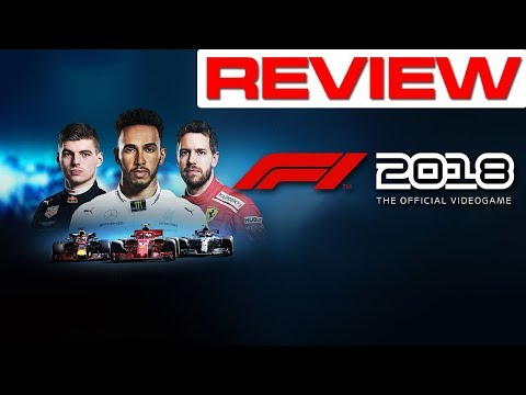 Codemasters F1 2018 Review [4k 60fps]