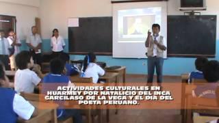 preview picture of video 'NATALICIO DE INCA GARCILASO DE LA VEGA - HUARMEY'