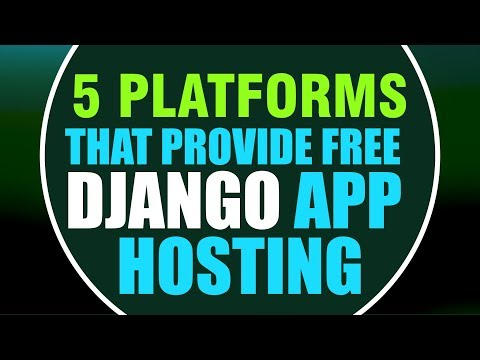 Platforms That Provide Free Django App Hosting| Eduonix