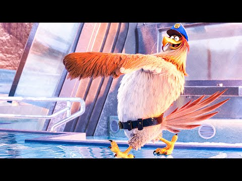 Dance Battle Scene - THE ANGRY BIRDS MOVIE 2 (2019) Movie Clip видео