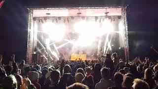Holiday - Dizzee Rascal EF2017 Live