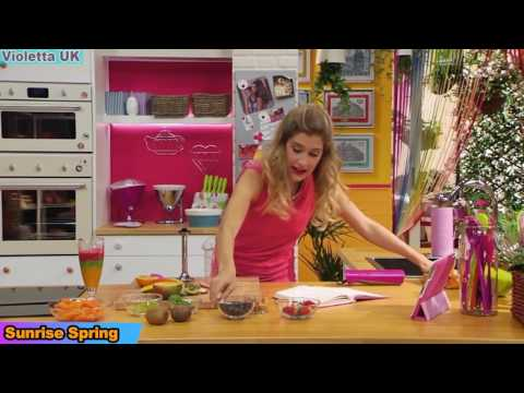 Violetta  | Angie Recipes Special | Episode 6