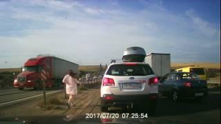 Страшное ДТП М4 ДОН 20.07.2017