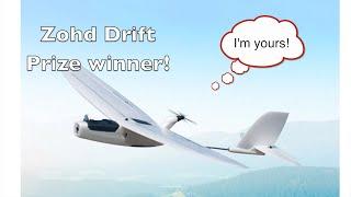 Zohd FPV Drift Prize Winner Announced