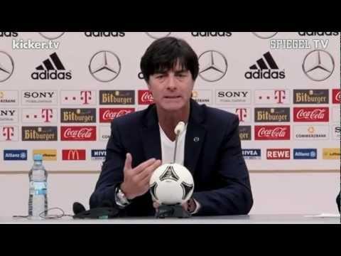 Bundestrainer-Semantik: Löw und die Philosophie des positiven Laufens