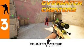 Aimbot au Dernier Round ? - OVERWATCH CHEATERS #3 (CS:GO Overwatch Case Review)