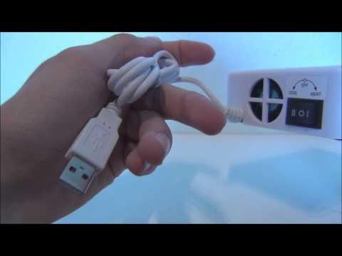 USB Getränke Wärmer/Kühler (Gadget Test)