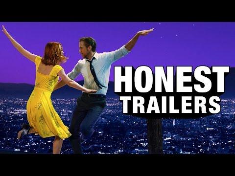 La La Land - Upřímné trailery