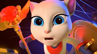 Movie Star Angelo - Talking Tom and Friends | Season 4 Episode 12