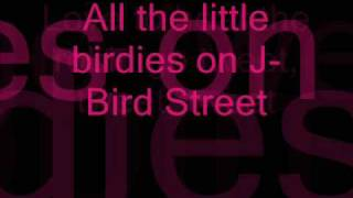 Michael Jackson-rockin' robin lyrics