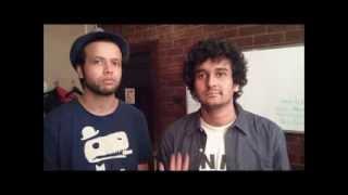 EIC Sahil Shah And Sapan Verma Performing At SATTVA14
