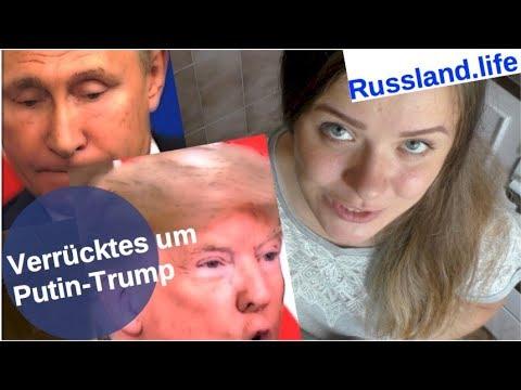 Verrücktes um Putin und Trump [Video]
