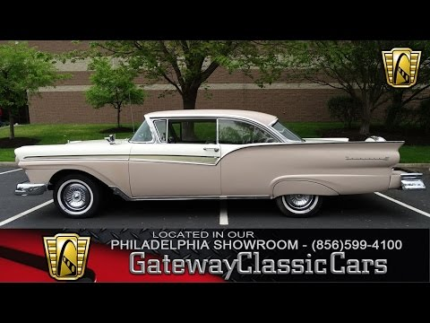 Video of '57 Fairlane - KXQX