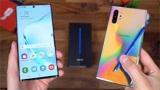 Samsung Galaxy Note10+ Unboxing!
