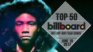 Top 50 • US Hip-Hop/R&B Songs • June 10, 2017 | Billboard-Charts
