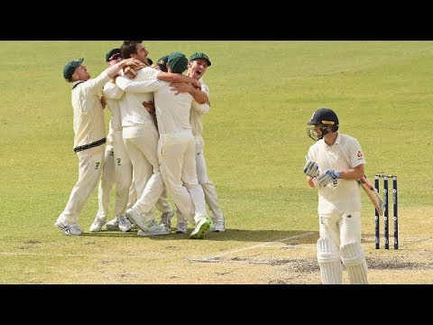 Australia cricket regains The Ashes from England in dominant victory   Cricinfo   ESPN