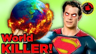Film Theory: Superman FAILED US! Why Justice League is Earth's Greatest Threat