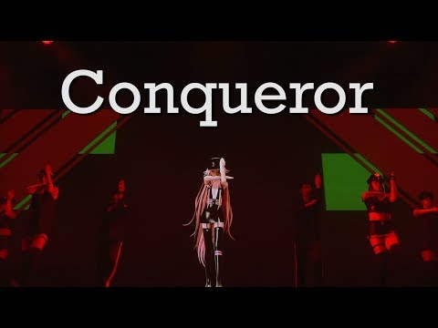 【IA OFFICIAL】 Conqueror 【ARIA Live Music Video】
