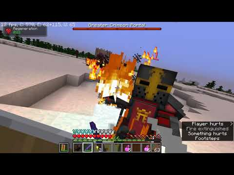 Lets Play Minecraft Thaumcraft 6 ep 13 - The Thaumic Dioptra
