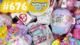 Random Blind Bag Box #676 - Lil Woodzeez Babieez, Surprizamals Series 8, Disney Tsum Tsum